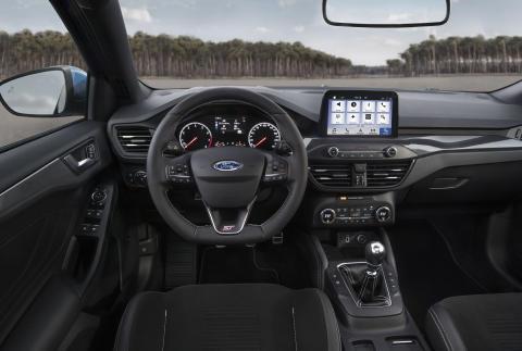 Der neue Ford Focus ST