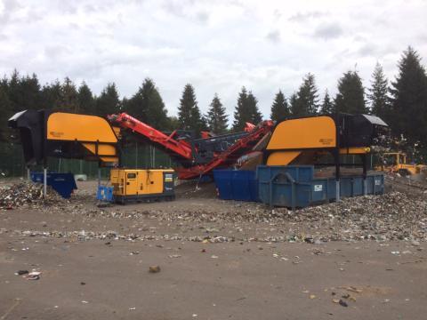Norditek levererar nyttt koncept för avfall