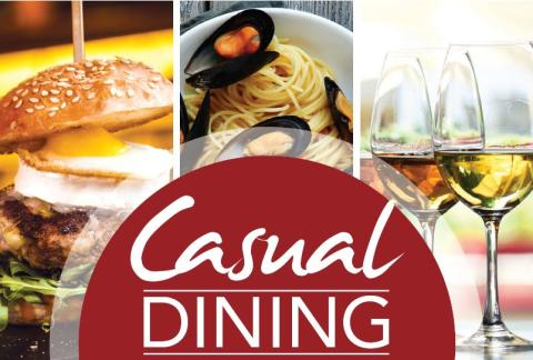 Casual Dining 2016 opens in London tomorrow