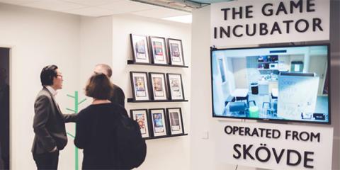 Framgångsrik spelinkubator i Göteborg firar ettårsjubileum