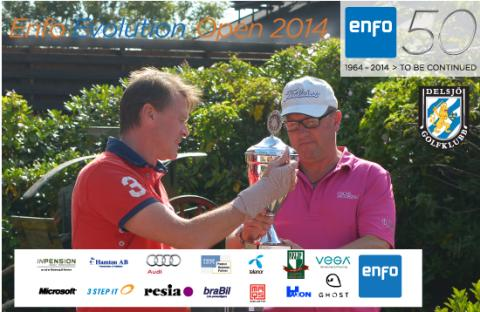 Enfo Evolution Open 2014 Avgjort