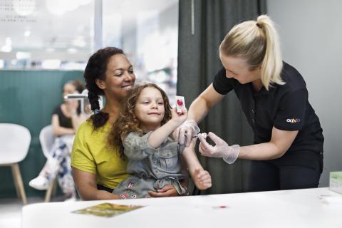 Apoteket utökar satsningen på vaccinationer till 50 apotek