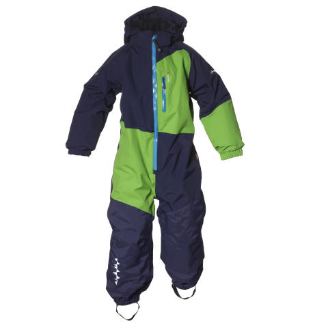 Halfpipe Snowsuit_Navy 4080