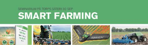 SMART FARMING 30 september