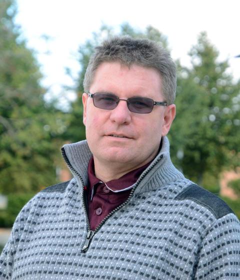 Magnus Holmén, professor i innovationsvetenskap inriktning industriell organisation