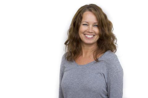Camilla Sköld, tf butikskommunikationschef