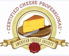 Acknowledged for high standards of cheese expertise and service