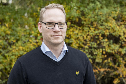 Petter Johansson, Chief Commercial Officer på Pulsen Retail