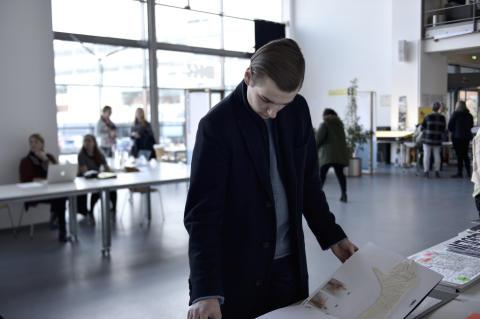 Designskolen Kolding kalder piger og drenge