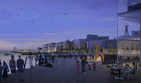 TB-Gruppen utvecklar Skeppsbron - ett av Göteborgs bästa city-lägen