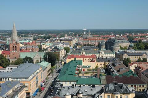Företagen i Örebro upplever bättre företagsklimat