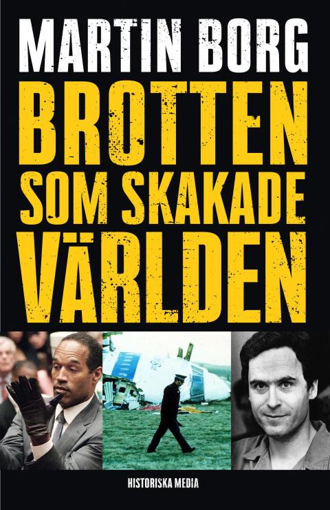 Ny bok skildrar 20 spektakulära brott som skakat världen
