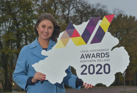 Five is the magic number as Council reaches finals of Local Government Awards