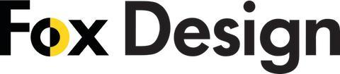 Fox Design logotype bred visning