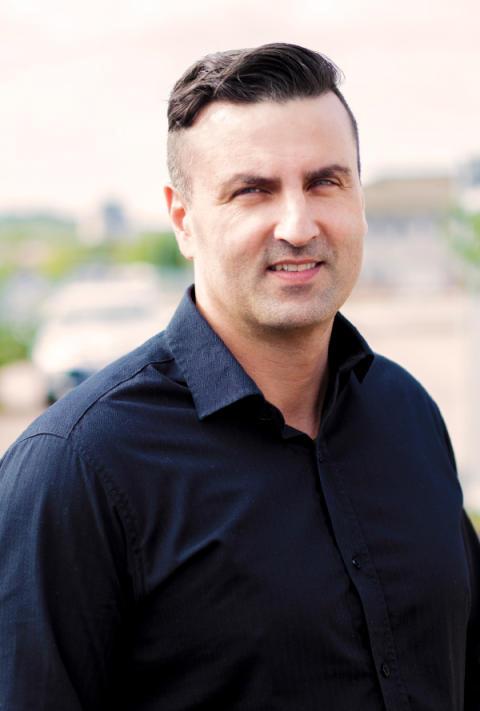 Tony Shaludi, Affärsområdeschef EcoTrim, APS drift och underhåll