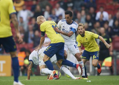 Brøndby og FCK