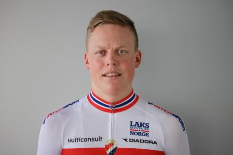 Anders Skaarseth under sykkel-VM 2016