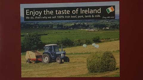 Seminarium 18 april: Vad kan Sverige lära av Irlands livsmedelsstrategi?