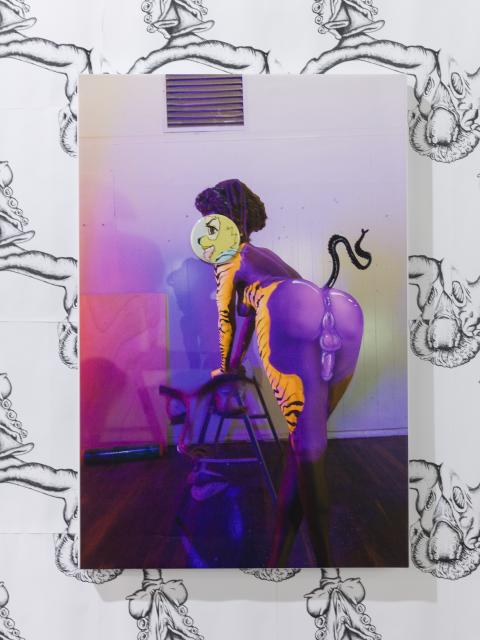 Juliana Huxtable, Untitled, 2018 - Private Passion