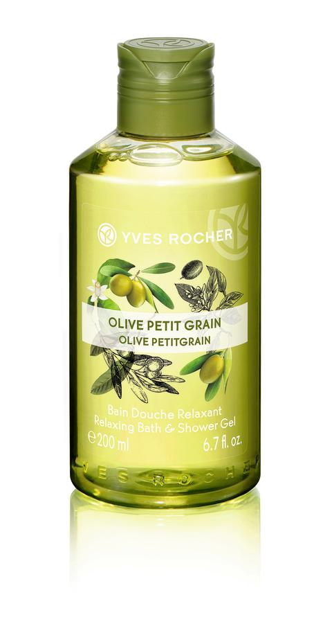 Olive Petitgrain Relaxing Bath & Shower Gel
