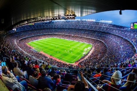 GO Sport Travel tecknar avtal med FC Barcelona / GO Sport Travel close deal with FC Barcelona