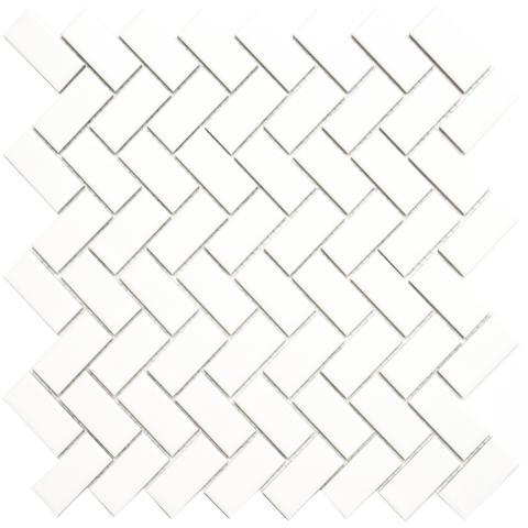 Flipperne Hvid Mat
