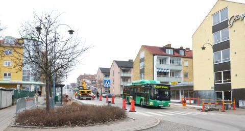 Hållplats Fisktorget