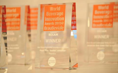 Prisregn över svensk startup i världens största dryckestävling