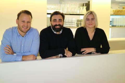 More PR expanderar med nya  kunder, delägare och medarbetare