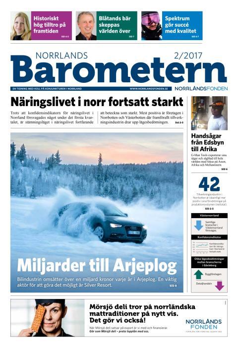 Norrlandsbarometern Nr 2 2017