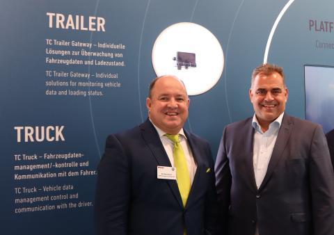 DHL vernetzt Transportflotten europaweit mit idem telematics
