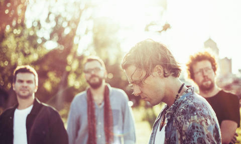 Folk-poppet køretur i sommerlandet med The Franklin Electric