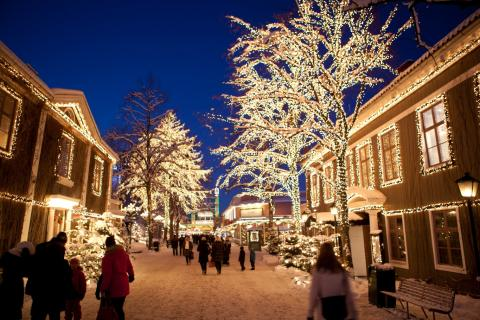 FixCandle + Jul på Liseberg = Sant