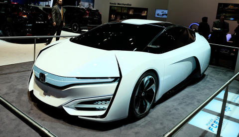 The Future of Car Leasing: Hydrogen Powered Vehicles