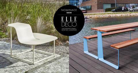 MANTA och RAUTSTER nominerade till Elle Decoration International Design Award 2020