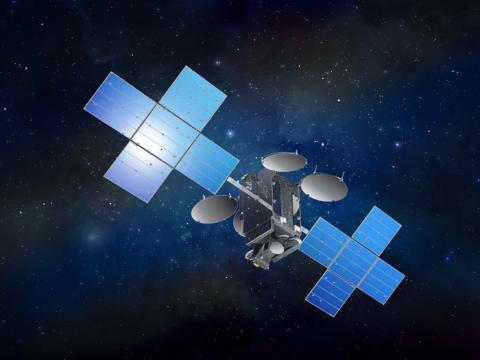 EUTELSAT 7C achève les dernières étapes de sa préparation au lancement