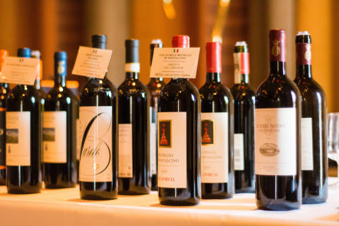 15 topproducenter på plats på vinprovningen