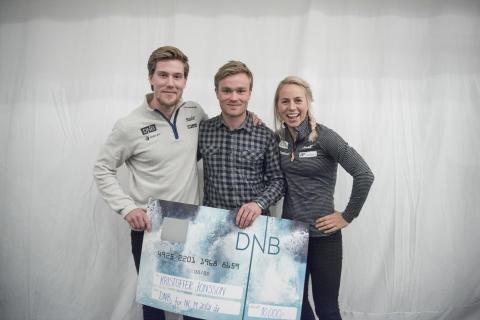 DNB stipend Kristoffer Jonsson