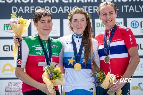 Medalje til sykkeldronninga Gunn-Rita Dahle Flesjå