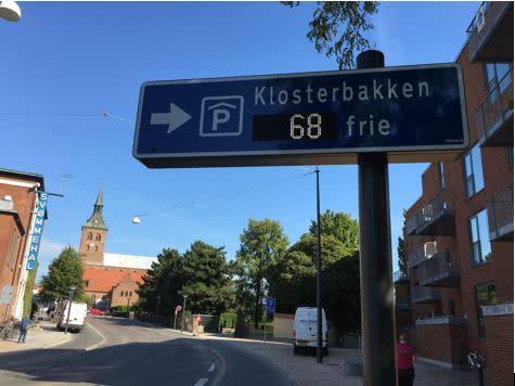 Flere parkeringspladser i Odense centrum