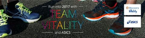 ​Run into 2017 with Team Vitality's new ASICS partnership