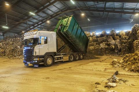 Cementa Slite Alternativa bränslen