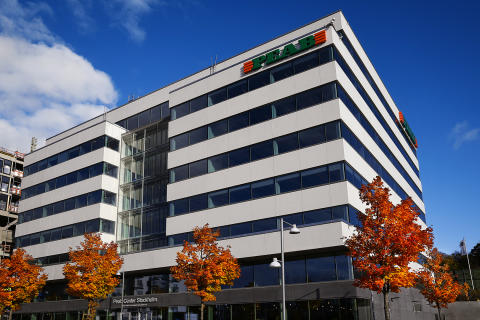 Illustrasjonsfoto. Peabs nye kontorlokaler i Solna, Stockholm.