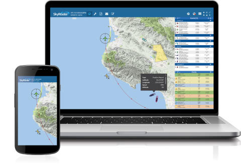 Rock Seven and Blue Sky Network partner to deliver asset tracking at sea, on land and in the air