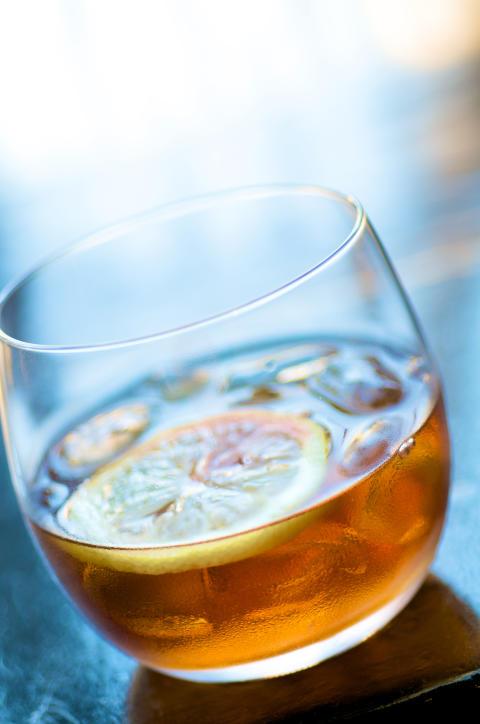 Sandeman Cream cocktail
