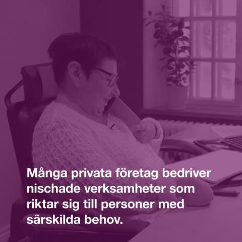 Vårdföretagarnas mytkalender: Privat vård och omsorg bidrar inte till mångfald i Sverige (myt 13)