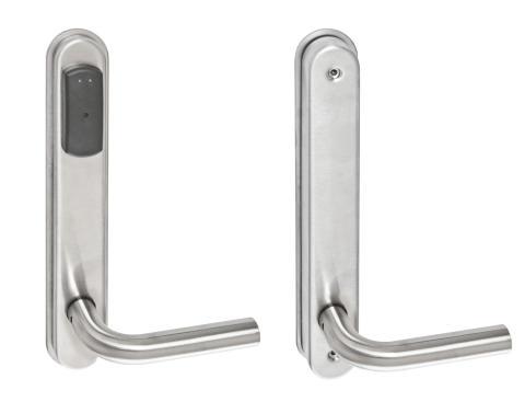 ASSA SMARTair dörrläsare SKAND – inga borrhål, inga kablar
