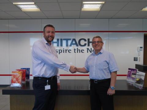Hitachi Rail Europe wins award for environmental innovation