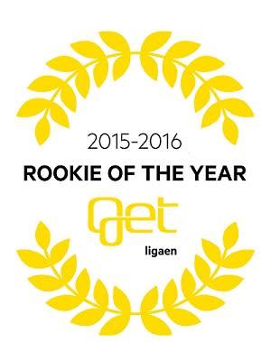 Magnus Brekke Henriksen nomineres til Get Rookie of the Year