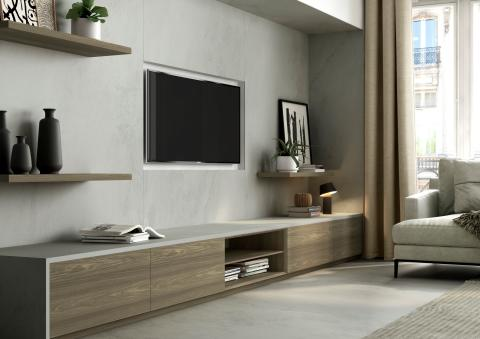 Dekton Living Room - Kovik (Custom)